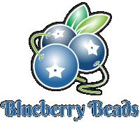 Blueberry Beads logo